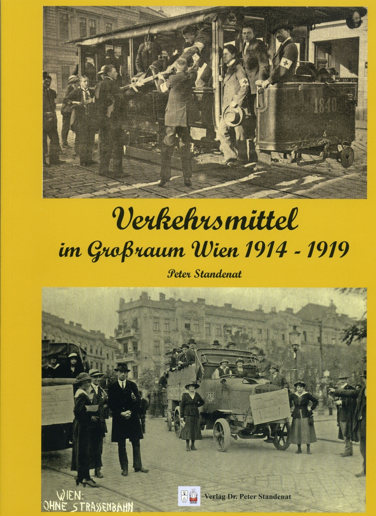 Verkehrsmittel im Großraum Wien 1914-1919