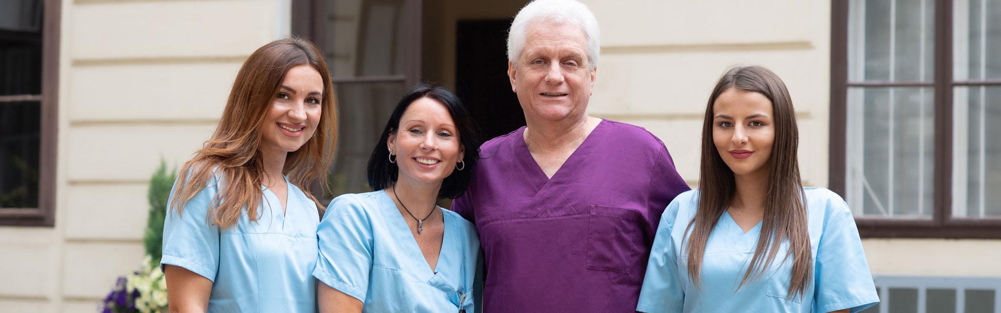 Team Zahnarzt Dr. Standenat Mödling